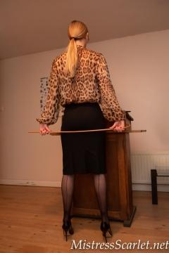 Mistress-Scarlet-Cane-Back
